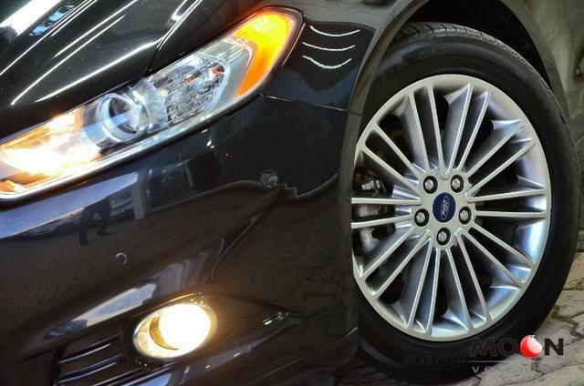Ford Fusion 2.0 GTDi Titanium Teto solar revisado estado excelente!! - Foto 9
