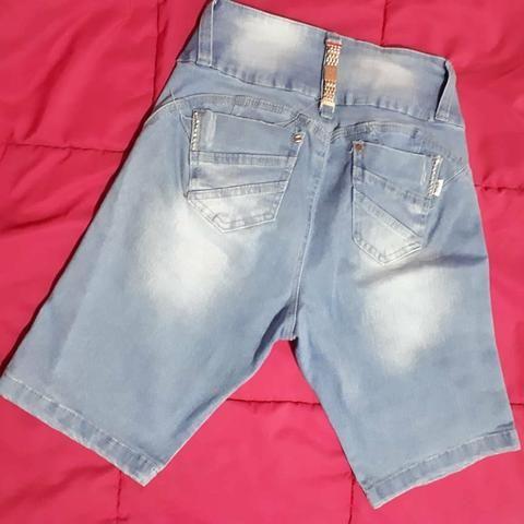 Calção jeans - Foto 2