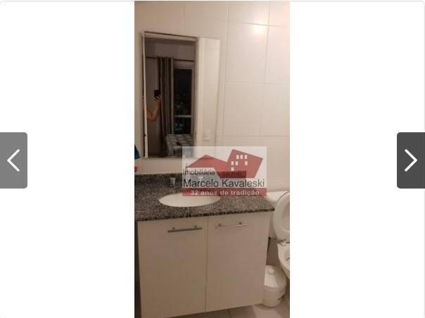 Apartamento com 1 dormitório para alugar, 38 m² por r$ 2.000,00/mês - ipiranga - são paulo - Foto 7