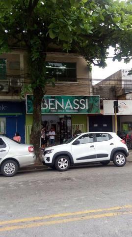 Imóvel comercial. Loja térrea. Rua São Paulo. n. 161. Centro. Cubatão