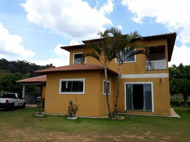 Casa 3 quartos Duplex em terreno 1 Alqueires em Pedra Azul - Foto 2