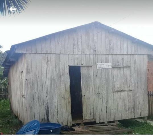 Alugo ou vendo uma casa no recanto dos buritis