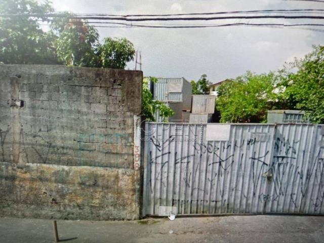 Terreno à venda, 1218 m² por r$ 2.400.000 - jardim são caetano - são caetano do sul/sp