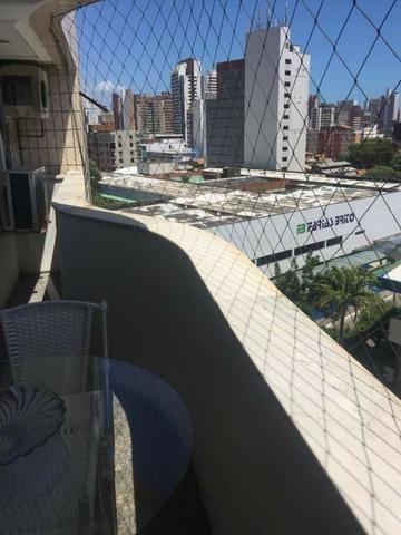 AP1037 Edifício Iran Rabelo, apartamento na Varjota, 3 suítes, 2 vagas, projetado - Foto 13
