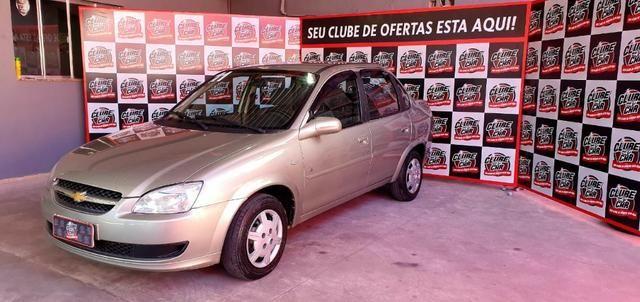 Chevrolet Classic 1.0 LS 4P Completo *Financiamos a Diferença* Breno * - Foto 2