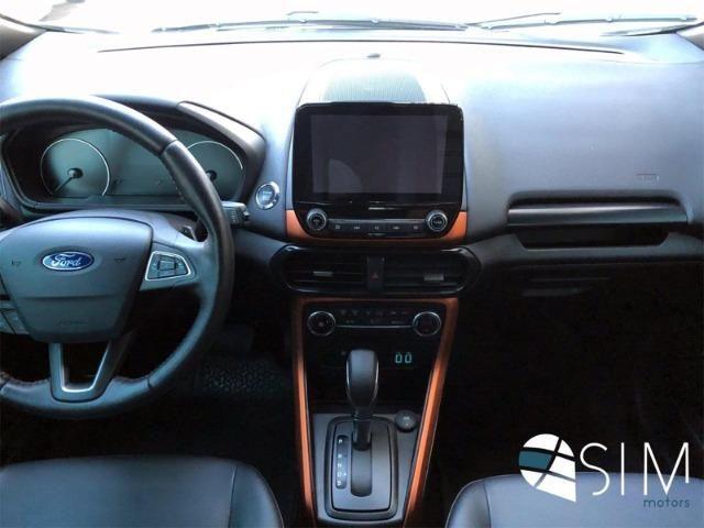 Ford Ecosport Storm 2.0 4x4 Automática com Teto Solar - 2019 - Foto 11