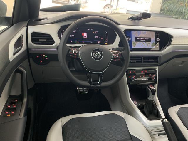 Somaco VW - T-Cross Lançamento Top Da VW Versoes Tsi. Comfor. e High 1.4 Tsi 150 cv - Foto 2