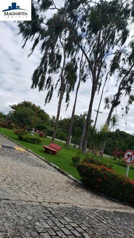 Terreno 900m². Nascente. Plano. Condomínio Jardim Santo Antônio. Estrada do Coco - Foto 10