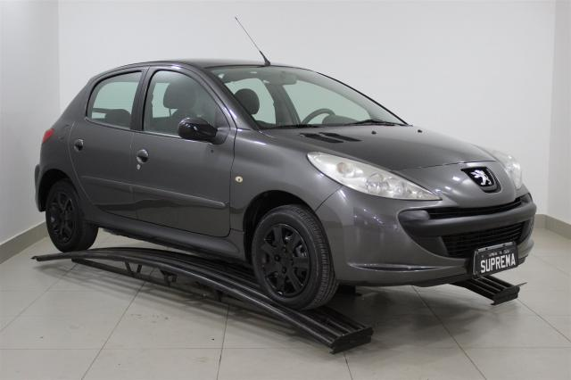 PEUGEOT 207 2009/2010 1.4 XR 8V FLEX 4P MANUAL - Foto 6