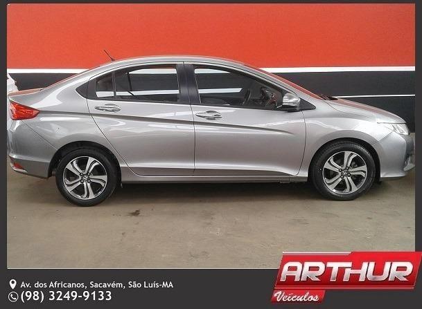 Honda City EX 1.5 CVT R$ 53.000,00 Arthur Veículos - Foto 4
