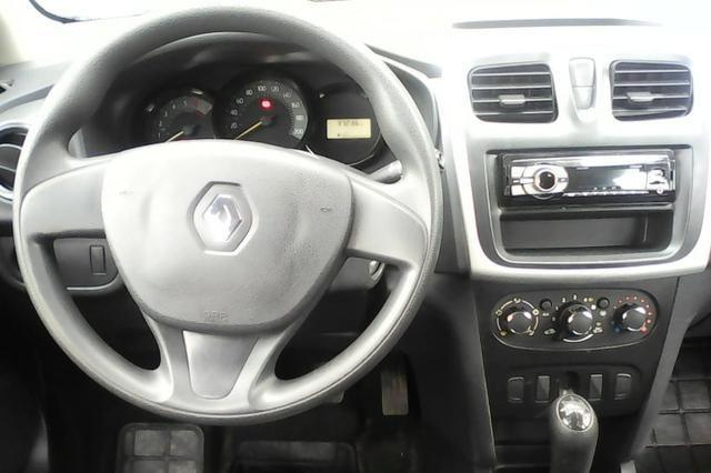 Renault Logan Authentic 1.0 2019 - Foto 7