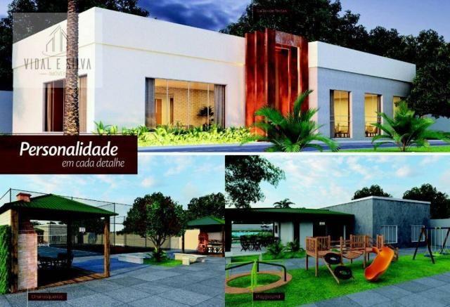 Condomínio euroville, terrenos, lotes residenciais, 160m² à 365m² - centro - ananindeua/pa - Foto 7