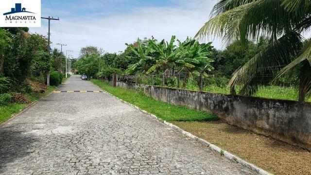 Terreno 900m². Nascente. Plano. Condomínio Jardim Santo Antônio. Estrada do Coco - Foto 12