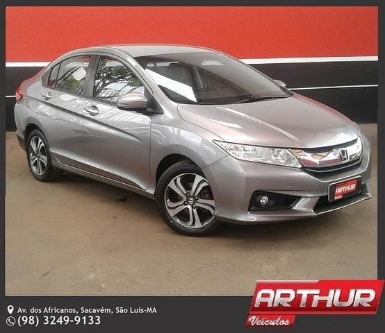 Honda City EX 1.5 CVT R$ 53.000,00 Arthur Veículos