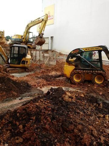 Terraplanagem escavação bacacheri - Foto 5
