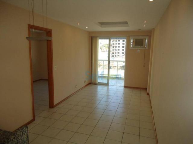 Apartamento com 1 quarto para alugar, 47 m² - icaraí - niterói/rj - Foto 2