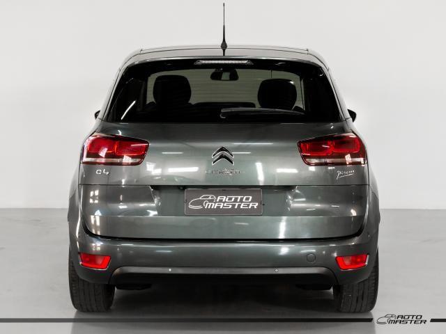 Citroën C4 Picasso Intensive 1.6 Turbo 16V Aut. - Cinza - 2018 - Foto 4
