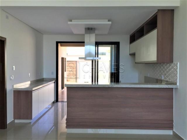 Casa de condomínio à venda com 3 dormitórios em Jardim cybelli, Ribeirao preto cod:V2620 - Foto 3