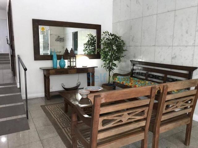 Apartamento com 3 dormitórios para alugar, 90 m² - Icaraí - Niterói/RJ - Foto 13
