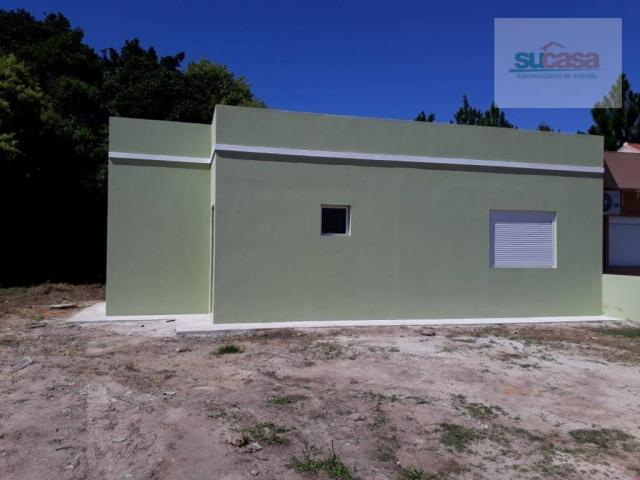 Casa com 1 dormitório à venda, 80 m² por r$ 190.000 - recanto de portugal - pelotas/rs - Foto 14