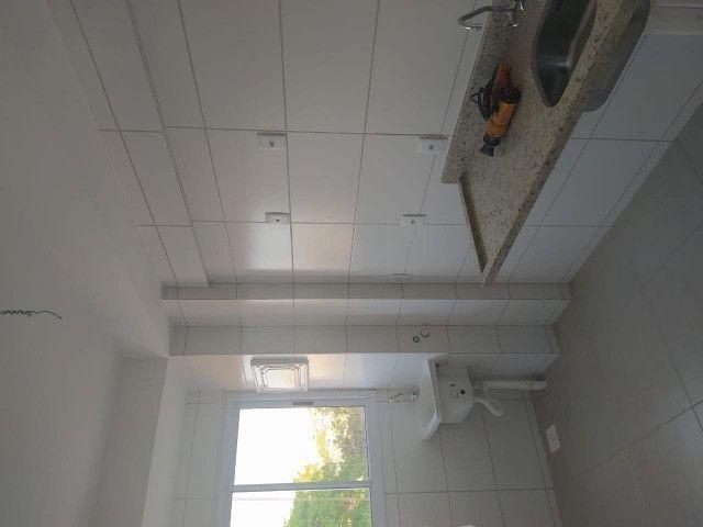 Apartamento em Samambaia Sul Com 2 Quartos - Residencial Amarante - Foto 5