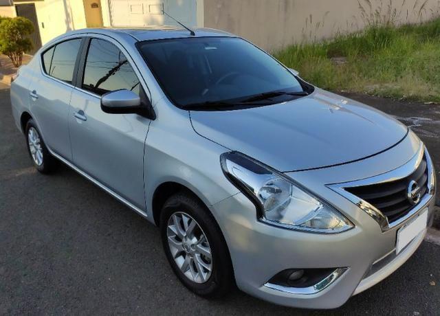 Nissan Versa SV - CVT 1.6 16v - Foto 4