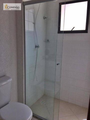 Apartamento com 1 dormitório para alugar, 30 m² por R$ 1.225,00/mês - Centro - São Carlos/ - Foto 10