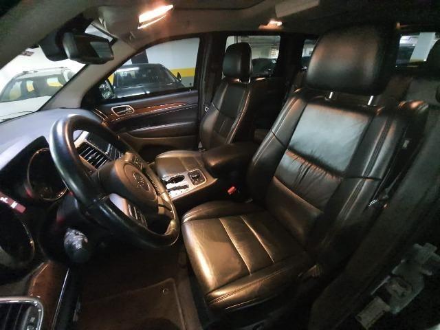 Jeep Grand Cherokee Limited 3.6 (aut) 2011 (Blindado) - Foto 8