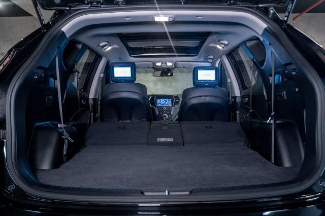 SANTA FÉ 2016/2016 3.3 MPFI 4X4 7 LUGARES V6 270CV GASOLINA 4P AUTOMÁTICO - Foto 17