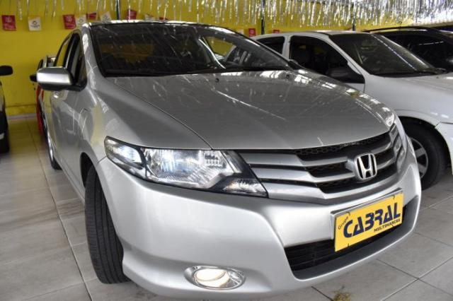 Honda city 2012 1.5 dx 16v flex 4p manual - Foto 5