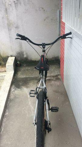 Bicicleta de Alumínio !!!! - Foto 2