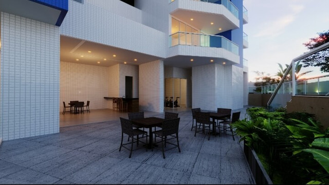 Apartamento no Jóquei Clube 150m² com 04 Quartos, Lazer (MKT)TR65382 - Foto 5