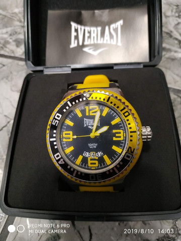 Relógio Everlast - Foto 2