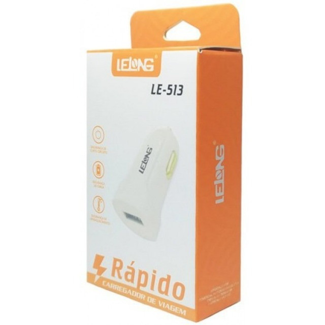 Carregador Veicular USB - Foto 2