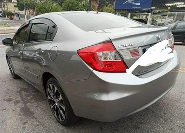 VENDO HONDA CIVIC/PARCELADO  - Foto 7