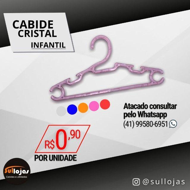 Cabide Acrílico Adulto - Foto 6