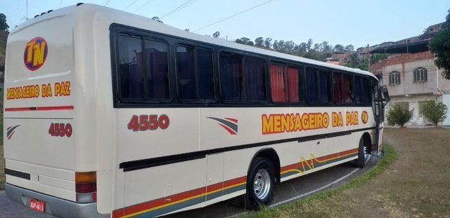 Onibus rodoviario motor dianteiro novo demais - Foto 3