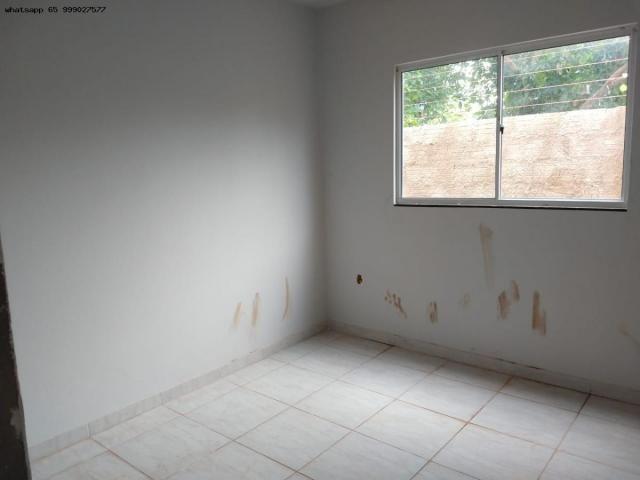 Casa para Venda em Várzea Grande, Canelas, 2 dormitórios, 1 banheiro, 2 vagas - Foto 17