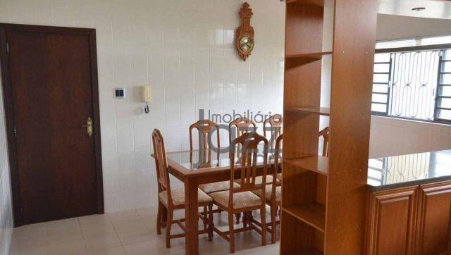 Linda casa com 5 dormitórios e ampla área de lazer à venda, 315 m² por R$ 950.000 - Reside - Foto 6