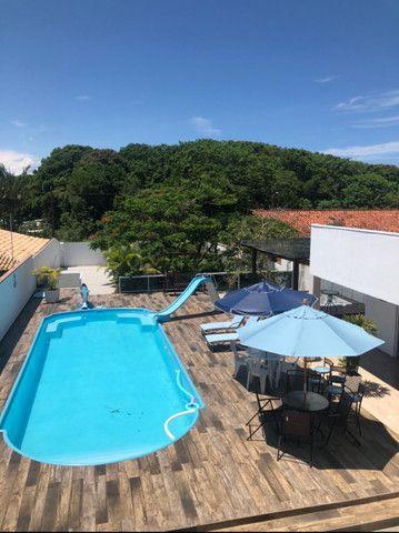 Aluga-se linda casa de praia com piscina en Itapoa ; barra do saí por temporada - Foto 17