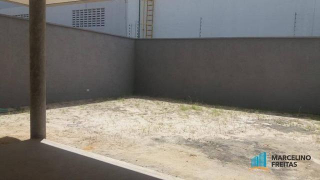 Casa com 3 dormitórios para alugar, 236 m² por R$ 3.609,00/mês - Centro - Eusébio/CE - Foto 19