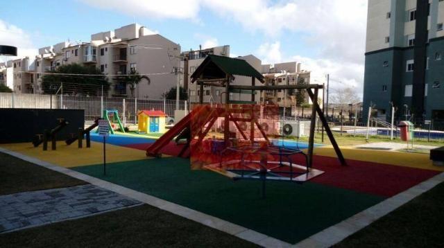 Apartamento com 3 dormitórios à venda, 61 m² por R$ 350.000,00 - Areal - Pelotas/RS - Foto 16