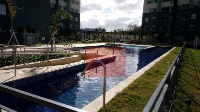 Apartamento com 3 dormitórios à venda, 61 m² por R$ 350.000,00 - Areal - Pelotas/RS - Foto 13