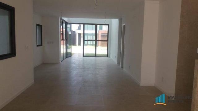 Casa com 3 dormitórios para alugar, 236 m² por R$ 3.609,00/mês - Centro - Eusébio/CE - Foto 7