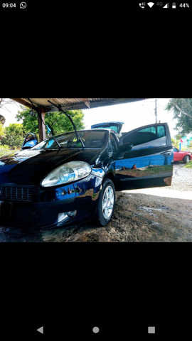 Fiat Punto Attractive 1.4 Flex 8v - Foto 3
