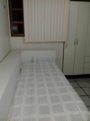 Apartamento à venda com 3 dormitórios em Camboinha, Cabedelo cod:33909 - Foto 3