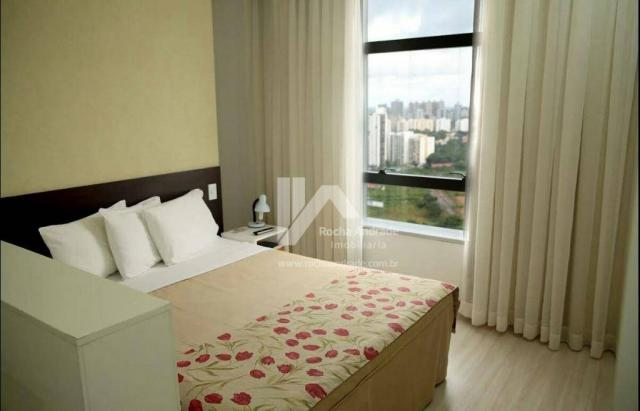Flat com 1 dormitório à venda, 30 m² por R$ 249.000 - Caminho das Árvores - Salvador/BA - Foto 8