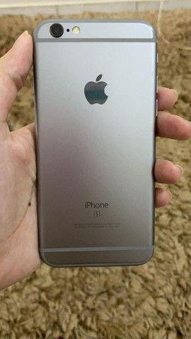 iPhone 6s 32gb semi-novo Saúde da bateria 99% - Foto 2