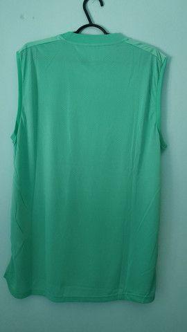 Camiseta do Flamengo Verde Treino Masculina 2020/21 - Foto 4