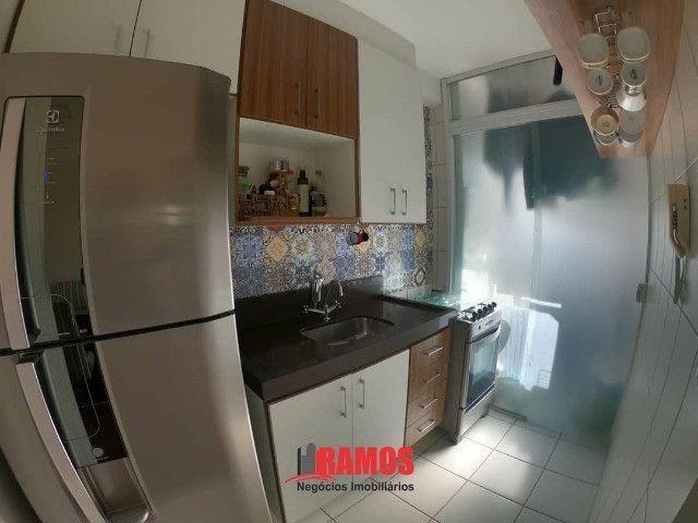 Lindo apartamento de 2 quartos+ varanda a 4 minutos da avenida central de laranjeiras!! - Foto 6